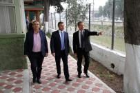 MEHMET AKıN - Doğan Açıklaması 'Adana Olarak 4 Üründe Birinci Sıradayız'