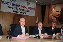 TOPLU İŞ SÖZLEŞMESİ - Hak-İş Konfederasyonu Genel Başkanı Arslan Açıklaması 'Sendikacılığı Bir İdeolojik Mücadelenin Aracı Yapmıyoruz'