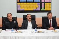 İnönü'de 'Hayat Boyu Öğrenme, Halk Eğitimi Planlama Ve İşbirliği Komisyon' Toplantısı Yapıldı