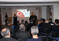 ALI YıLDıZ - Jandarmadan Afet Bilgilendirme Toplantısı