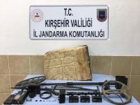 LAHİT - Jandarmadan Kaçak Kazı Operasyonu Açıklaması 2 Gözaltı