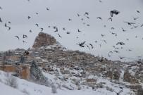 YABANCI TURİST - Kapadokya Bölgesini Ocak Ayında 159 Bin 245 Turist Ziyaret Etti