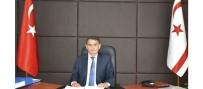 TAZİYE MESAJI - KKTC Tarım Bakanı Oğuz'dan Van'daki Çığ Felaketi İçin Taziye Mesajı
