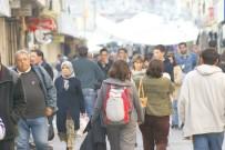 NÜFUS ARTIŞ HIZI - Milas'ın Nüfusu 141 Bin Oldu