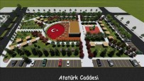 HÜKÜMET KONAĞI - Osmancık'ta Eski Hükümet Konağı Alanı Park Olacak