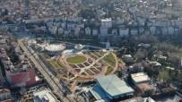 (Özel) Bursa'nın İlk Millet Bahçesi Açılıyor...Havadan Böyle Görüntülendi