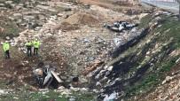 MEHMET KARACA - Şanlıurfa'da Feci Kaza Açıklaması 1 Ölü, 1 Ağır Yaralı