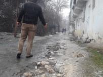 KANALİZASYON ÇALIŞMASI - Silvanlı Vatandaşlardan Belediyeye Tepki
