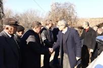 DENIZ PIŞKIN - Tosya'da Köy Yollarında Bakım Ve Onarım Çalışmaları Sürüyor