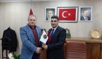 SOYKıRıM - ASİMDER'den Ak Parti İl Başkanı Ayaz'a Ziyaret