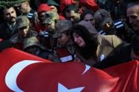 MEHMET KARACA - Çığ Felaketinde Şehit Olan Tokatlı Asker Son Yolculuğuna Uğurlandı