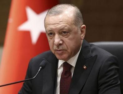 Cumhurbaşkanı Erdoğan'dan facialarla ilgili açıklama!