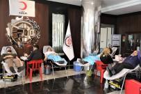 KURTULUŞ SAVAŞı - 'Gazi' Şehir Kan Bağışında Buluştu
