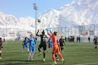 ADALET KOMİSYONU - Hakkari Ekibi Beşiktaş'a 4-1 Yenildi