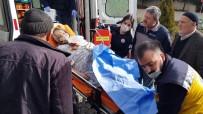 Karabük'te Yaşlı Çift Karbonmonoksit Gazından Zehirlendi