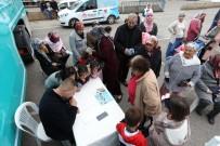 ERKEN TEŞHİS - Kepez'in 'Sağlık Tır'ı 5 Bin 111 Kişiye Hizmet Verdi