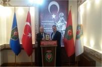 DEVLET TIYATROLARı - Mehmetçik Vakfı Ziyaretlerine Devam Ediyor