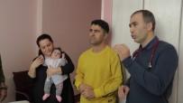GENETIK - Nadir Görülen Hastalığına Yakalanan Hira Bebek İçin 60 Bin Euroluk İlaç Yurt Dışından Getirildi