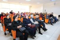 FEDERASYON BAŞKANI - Okul Kantincilerine İlk Yardım Eğitimi Verildi