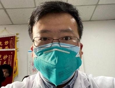 Salgını ilk bilen Çinli doktor corona virüsü nedeniyle yaşamını yitirdi