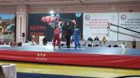 EGE BÖLGESI - Şuhutlu Ebrar Eroğlu Wushu Kung Fu Türkiye Şampiyonası'nda Türkiye 3.'Sü Oldu