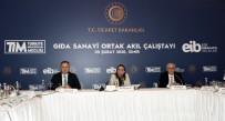 TOPRAK MAHSULLERI OFISI - Ticaret Bakanı Pekcan'dan Gıda İhracatçılarına Açık Çek