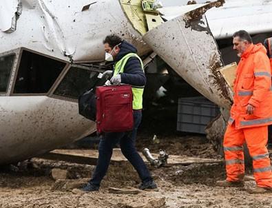 Üç kişinin öldüğü uçak kazasında pilotlara soruşturma
