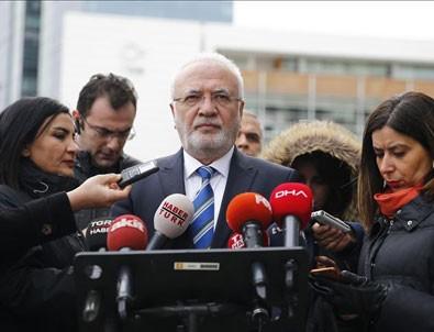 AK Parti Kayseri Milletvekili Elitaş'tan İlker Başbuğ'un iddialarıyla ilgili savcılığa suç duyurusu