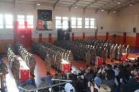FIRAT KALKANI - Bedelli Askerler Törenle Yemin Etti