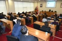 Belediye Personeline 'Kamuda Etik İlkeler' Semineri Verildi