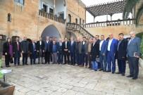 DIYALOG - Beyazgül Haliliye'de Muhtarlarla Bir Araya Geldi
