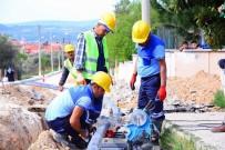 İLLER BANKASı - Bodrum Yahşi'de 5 Bin Hane Suya Kavuştu