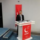 SAADET PARTİSİ - Çığ Faciasında Saadet Partisi İlçe Başkanı Da Hayatını Kaybetti