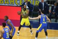ÜLKER - Fenerbahçe Beko, İsrail Temsilcisine Mağlup Oldu