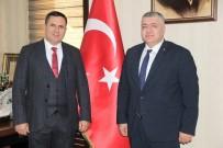 İŞGAL - GTB Başkanları Gaziantep'e Gazilik Unvanı Verilişinin 99. Yılın Kutladı
