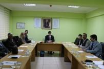 KADıOĞLU - İl Av Komisyonu Toplandı