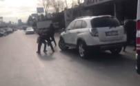 GAYRETTEPE - İstanbul'da Nefes Kesen Hırsızlık Operasyonu Polis Kamerasında