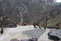 YÜRÜYÜŞ YOLU - Kayseri'de Sel