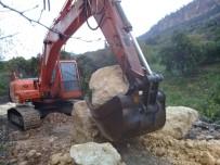 SARIYER - Mersin'de Ekipler Sel Ve Taşkınlara Karşı Teyakkuzda