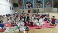 GÖKMEYDAN - Okudukları Kitapları Nusaybin'deki Misak-I Milli Ortaokulu Öğrencilerine Gönderdiler