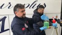 TRAFİK KURALLARI - Şoförlere Alkol Denetimi, Otobüslerin Yakıtına Marker Testi