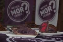 DIYABET - Tok Tutan Mor Ekmek Konya'da Tüketiciyle Buluştu
