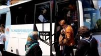 MALTEPE BELEDİYESİ - Ücretsiz Ulaşım Maltepelilerin Hayatını Kolaylaştırıyor