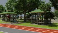YÜRÜYÜŞ YOLU - Viranşehir'de Modern Bir Park Yapılıyor