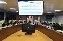 İPEKYOLU - Adıyaman Belediyesi İle İKA 2020 Yatırımlarını Görüştü