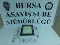 Bursa'da Ahlak Operasyonunda 73 Bin 500 TL Ceza Yazıldı