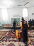 YEŞILTEPE - Büyükşehir Belediyesinden Tarsus'taki Cami Ve İbadethanelerde Kapsamlı Temizlik