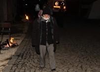 BELDEN - Depremde Felçli Adamın Yürümeye Başladığı İddiası