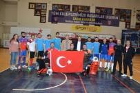 MEHMET KAPLAN - Gaziantep Polisgücü Avrupa Sahnesine Çıkıyor