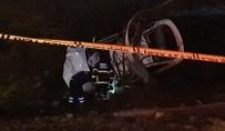 ANTAKYA - Hatay'da Otomobil Elektrik Direğine Çarptı Açıklaması 1 Ölü, 3 Yaralı